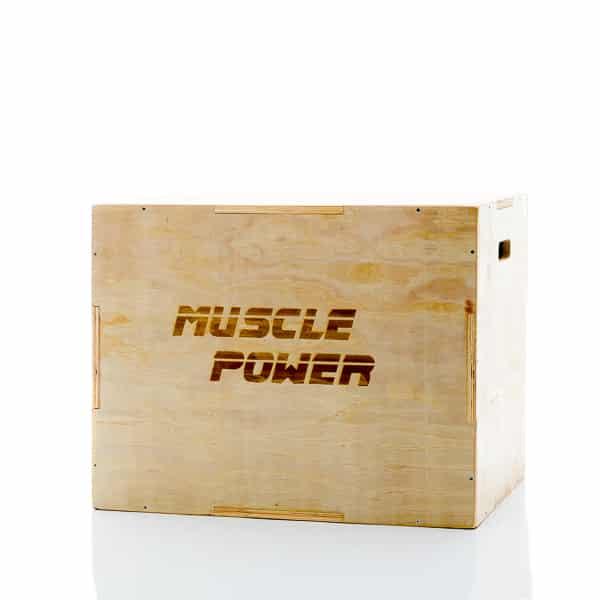 Plyo box Muscle Power