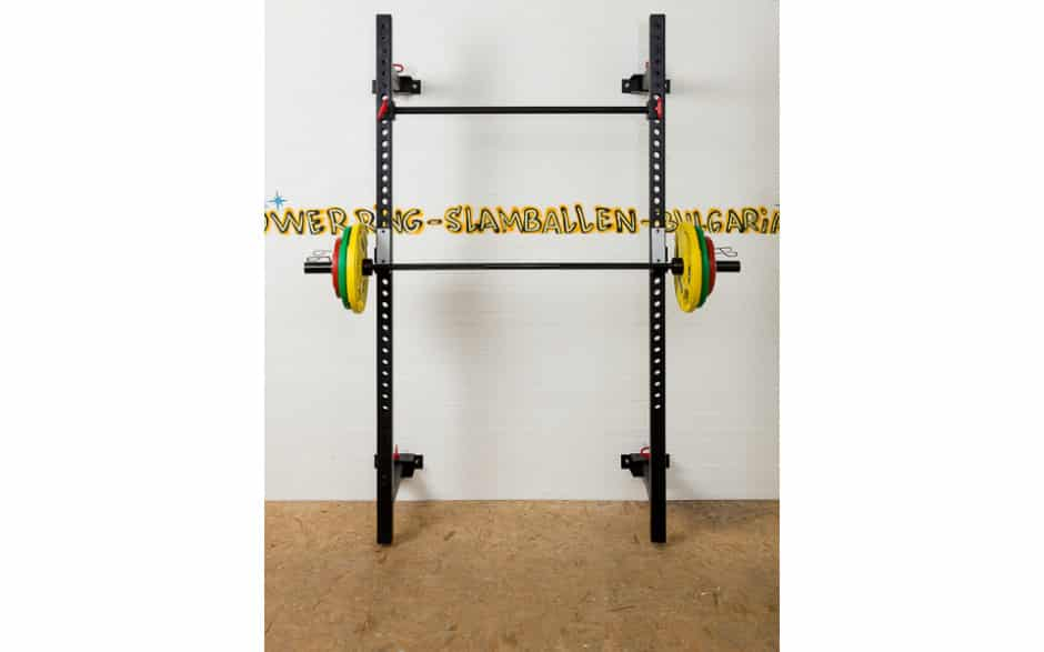 Squatrack Muscle Power