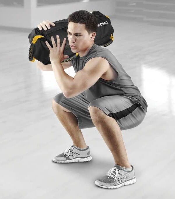 sandbag fitness