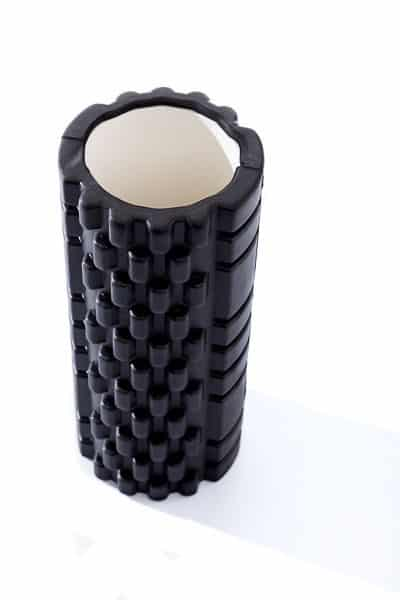 foamroller-grid-zwart