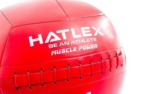 wall-ball-haltex-rood-muscle-power