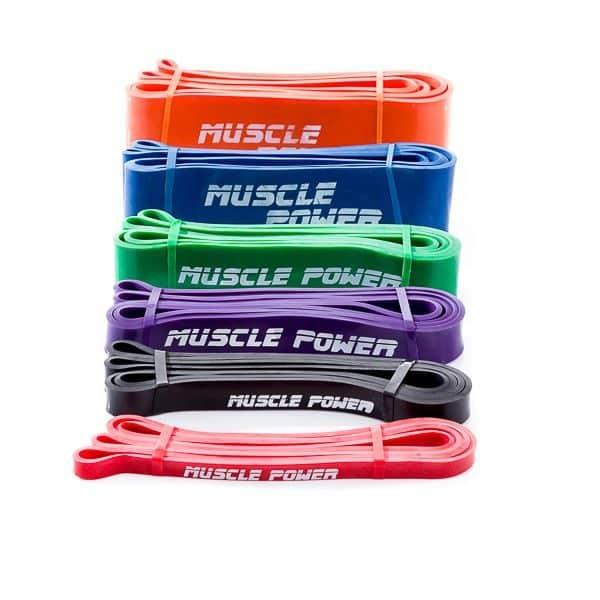 power-band-elastieken-muscle-power