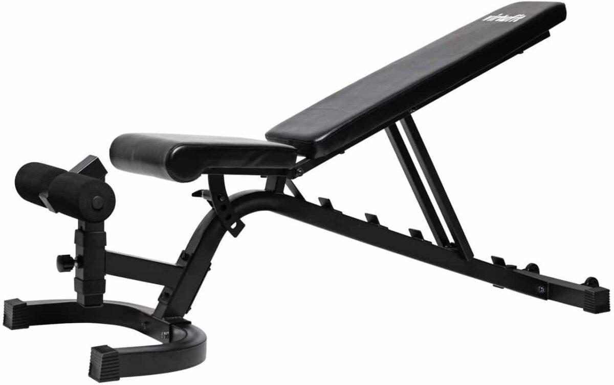 virtufit-verstelbare-fitnessbank-pro-zwart-liggend
