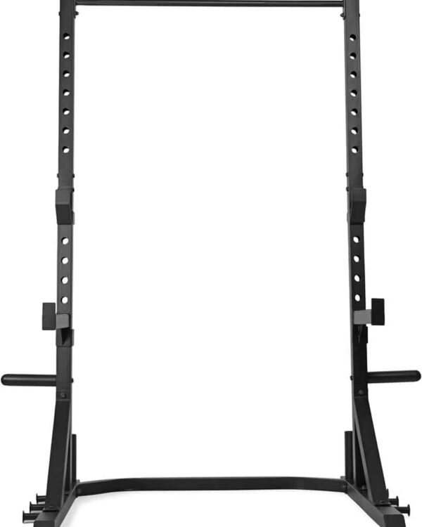 virtufit-power-rack-squatrek-pro-met-pull-up-bar-vooraanzicht
