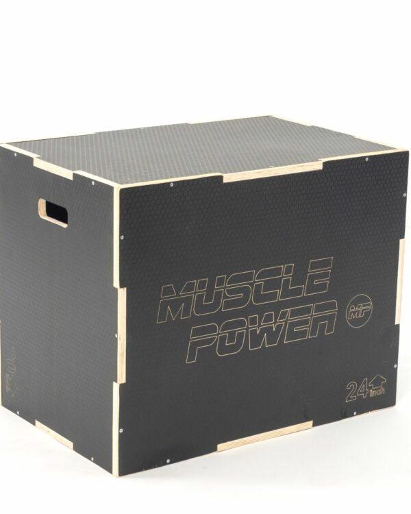 houten-plyo-box-zwart-met-anti-slip-muscle-power
