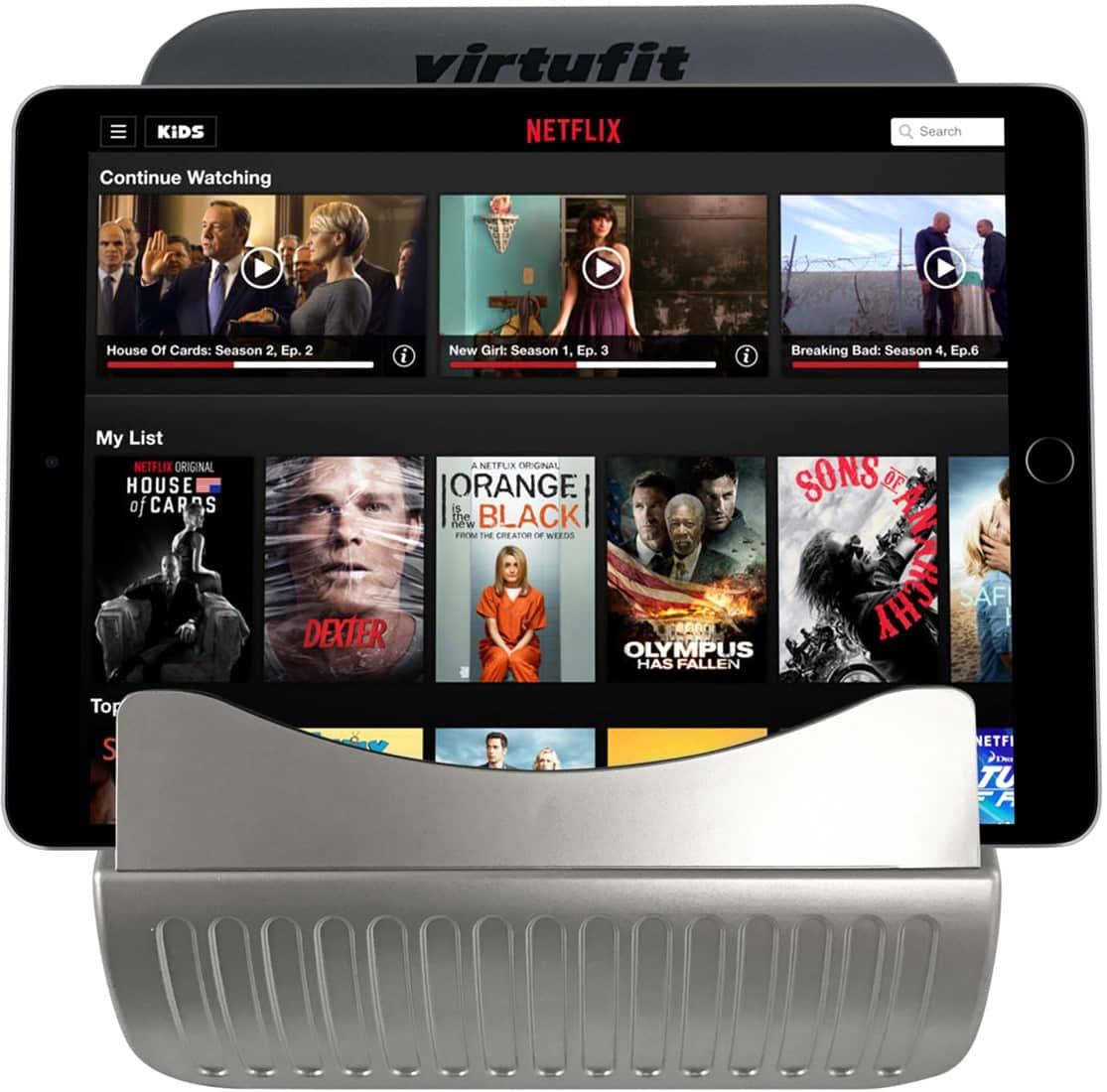 virtufit-ctr-10-crosstrainer-met-tablethouder-tablet
