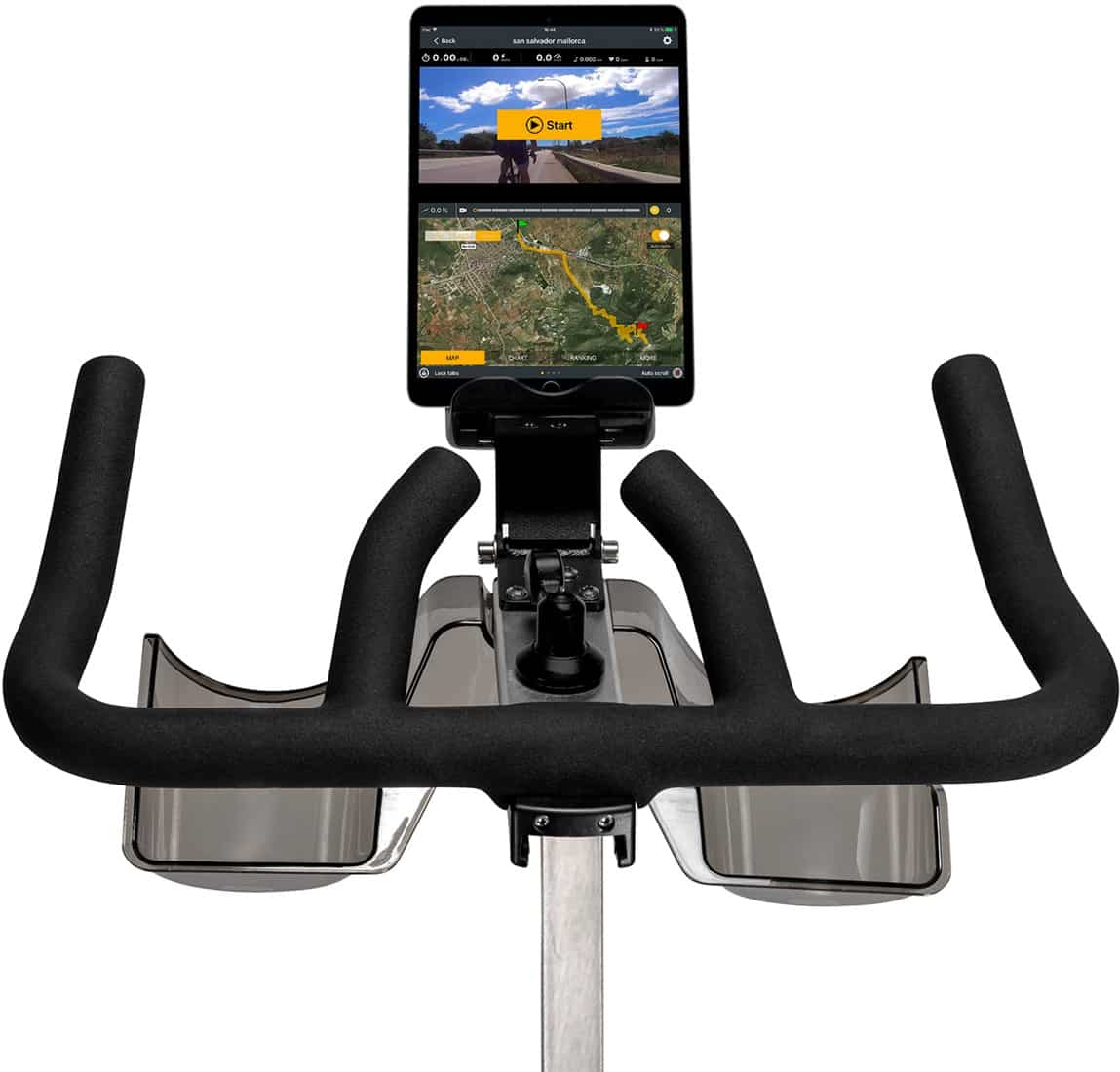 virtufit-elite-indoor-cycle-pro-spinningfiets-console-tablet