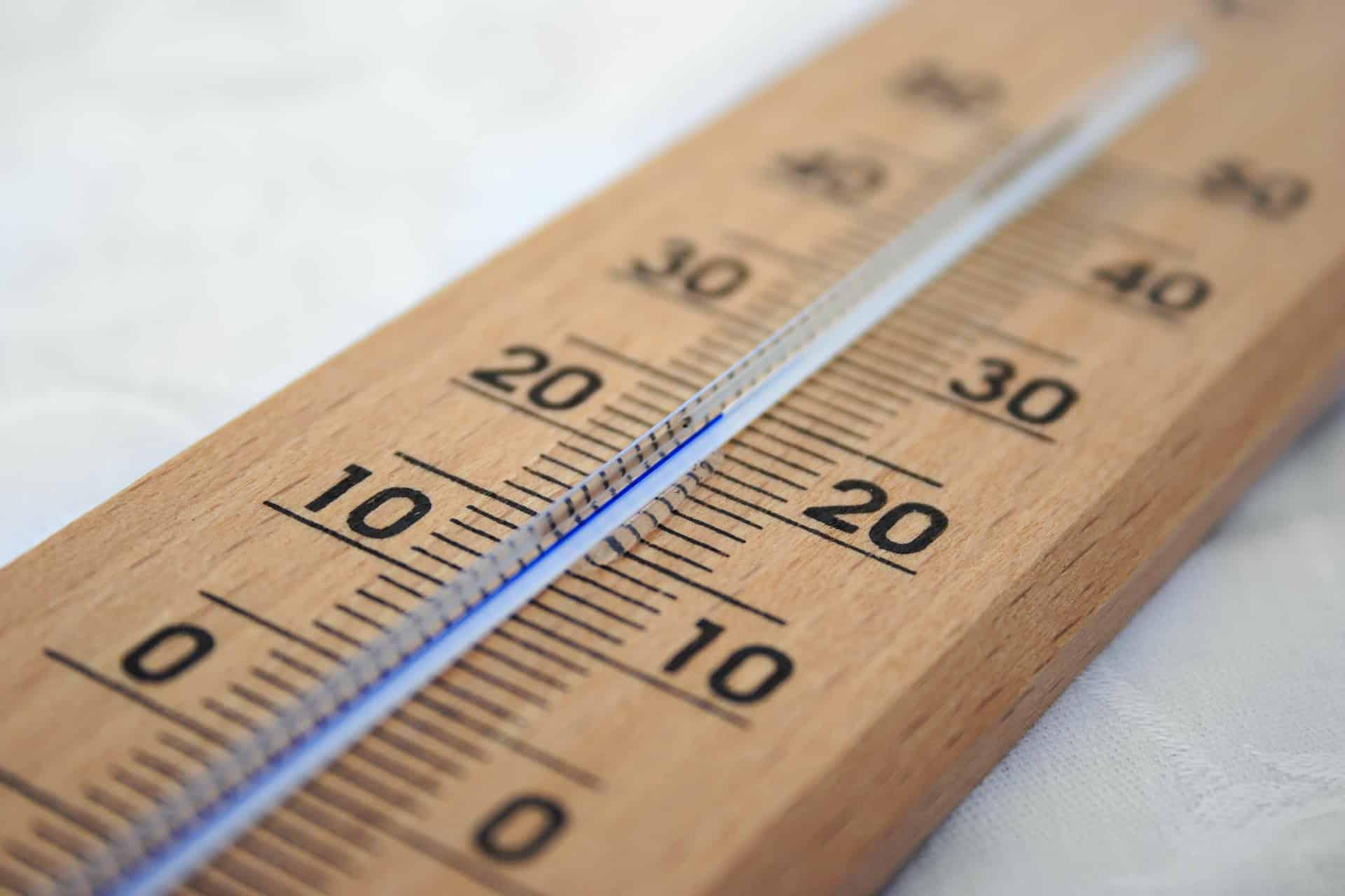 temperatuur-daalt