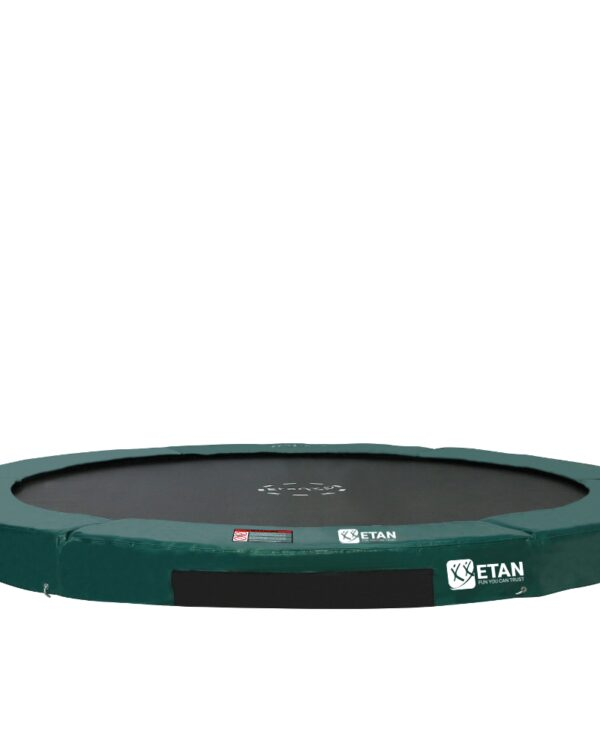 Etan Hi-Flyer Inground trampoline 366 cm / 12ft groen