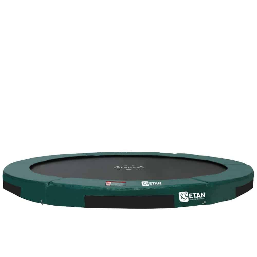 Etan Hi-Flyer Inground trampoline 427 cm / 14ft groen2