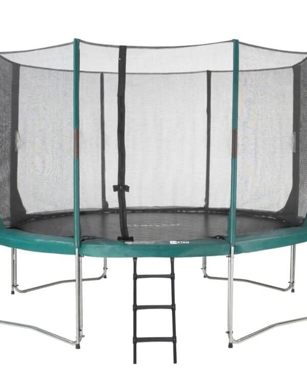 Etan Hi-Flyer trampoline met net 427 cm / 14ft groen