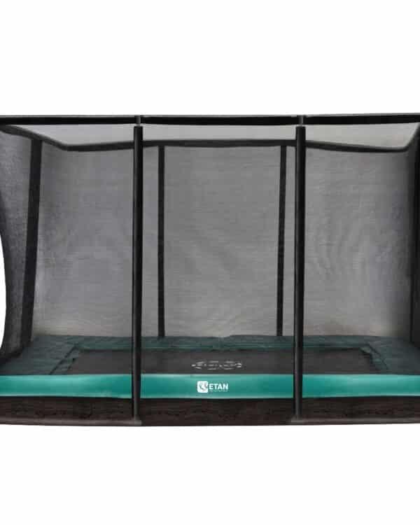 Etan Premium Gold 1075 Combi Inground 310x232 cm groen