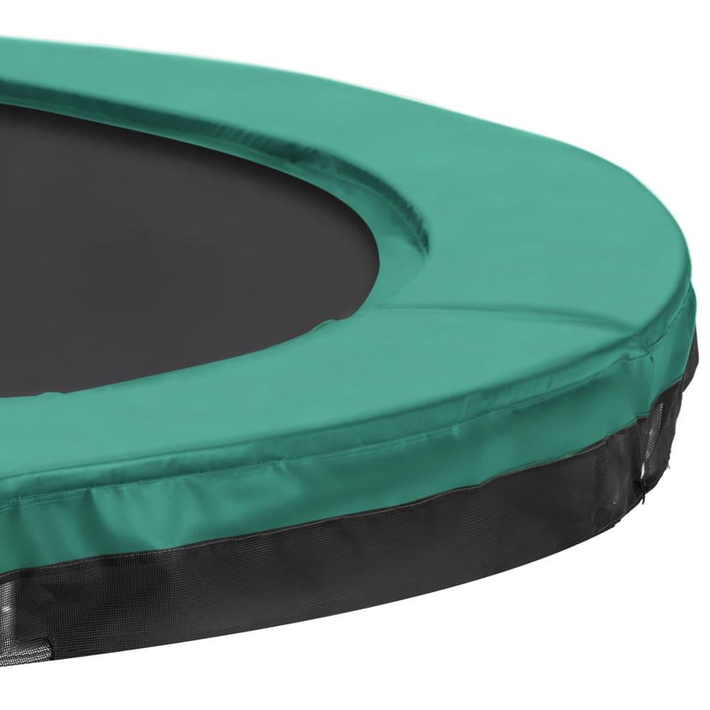 Etan Premium Gold Inground trampoline met net 366 cm / 12ft groen4