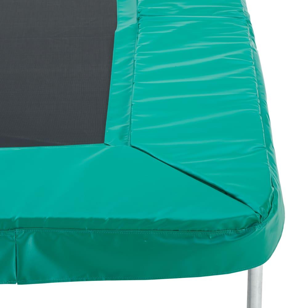 Etan Premium Gold trampoline met net deluxe 281 x 201 cm / 0965 groen4