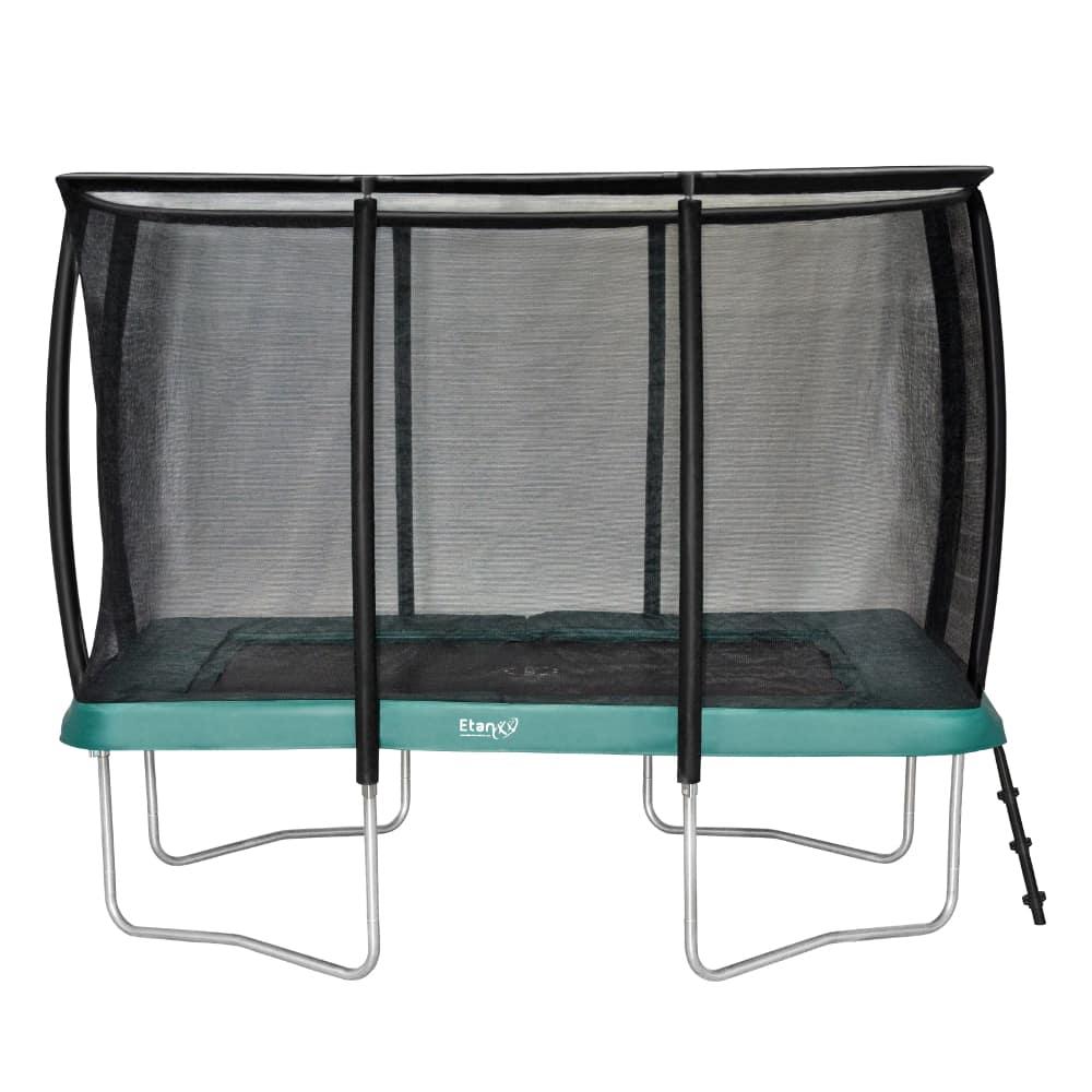 Etan Premium Gold trampoline met net deluxe 281 x 201 cm / 0965 groen10