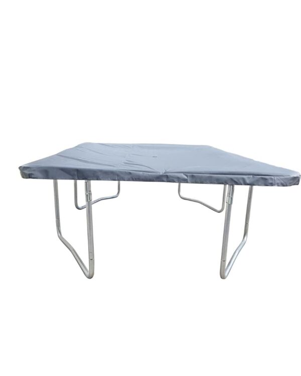 Etan Premium trampoline beschermhoes 281 x 201 cm / 0965 lichtgrijs2
