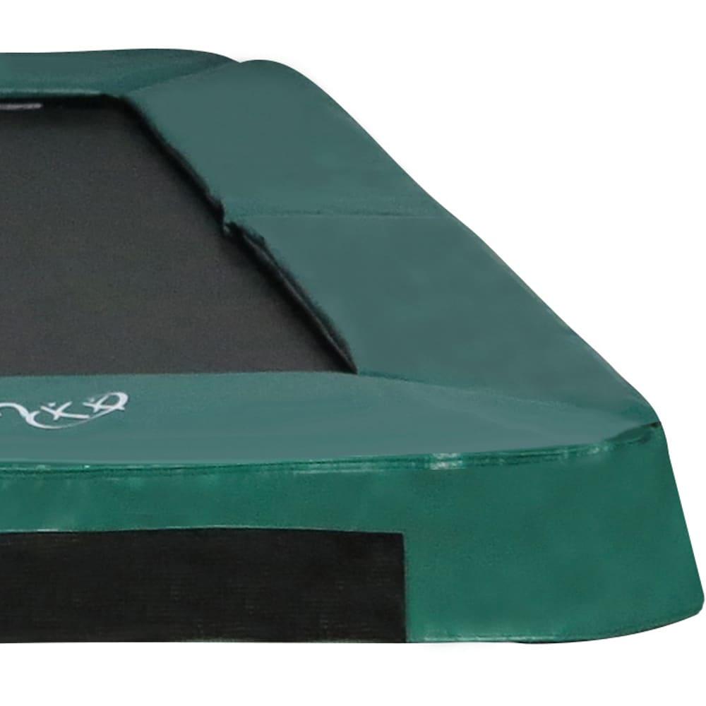 HiFlyer 0965 Inground trampoline 281x201 cm groen4