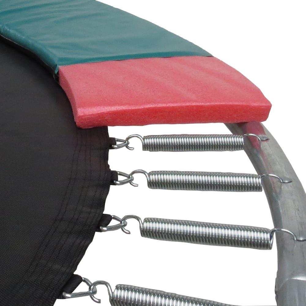 HiFlyer 0965 Inground trampoline 281x201 cm groen5
