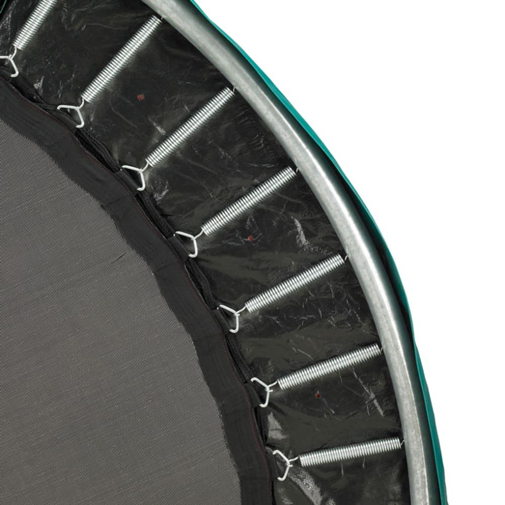 HiFlyer 0965 Inground trampoline 281x201 cm groen6