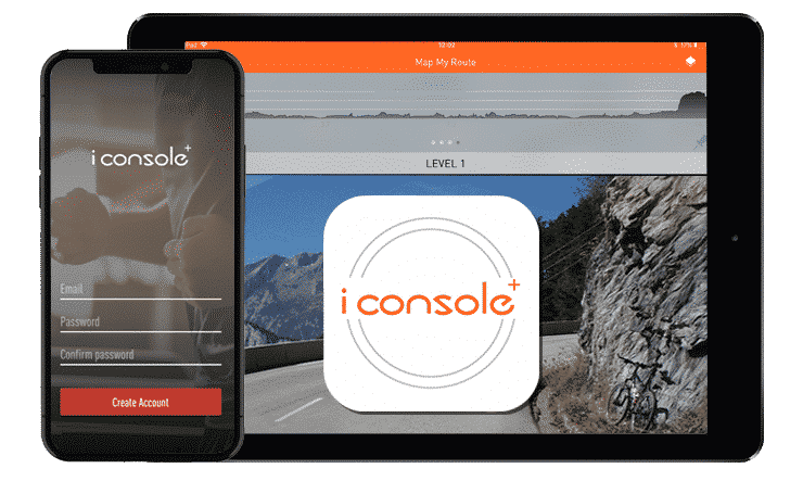 iconsole-fitnessapp