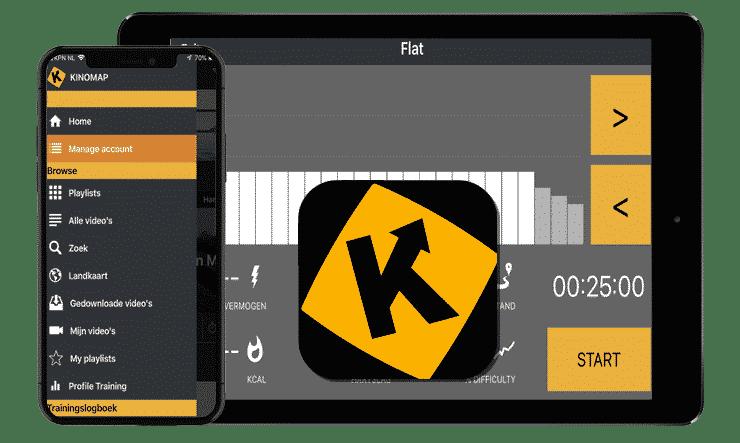 kinomap-fitness-app