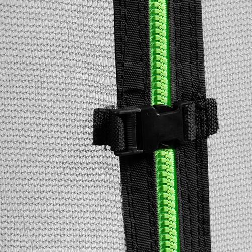 virtufit-kindertrampoline-met-veiligheidsnet-zwart-140-cm-sluiting