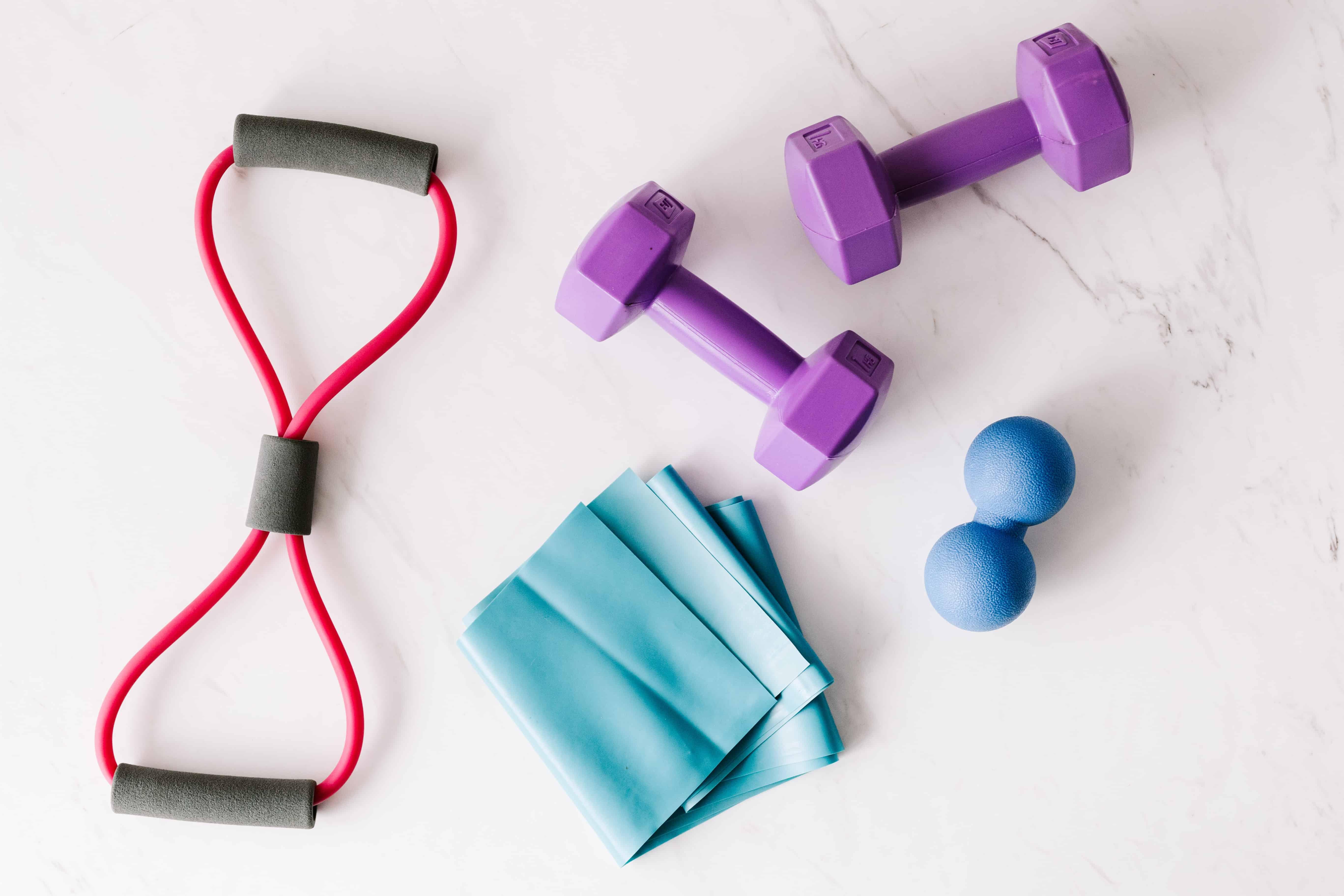 beste fitness spullen voor thuis