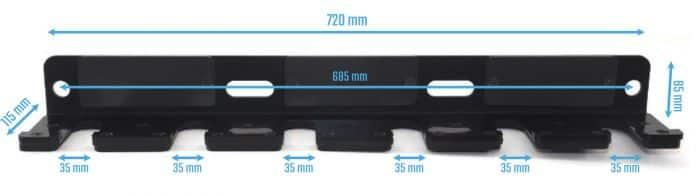 verticale-ophangbeugel-wandmodel-voor-6-ol-halterstangen-afmetingen